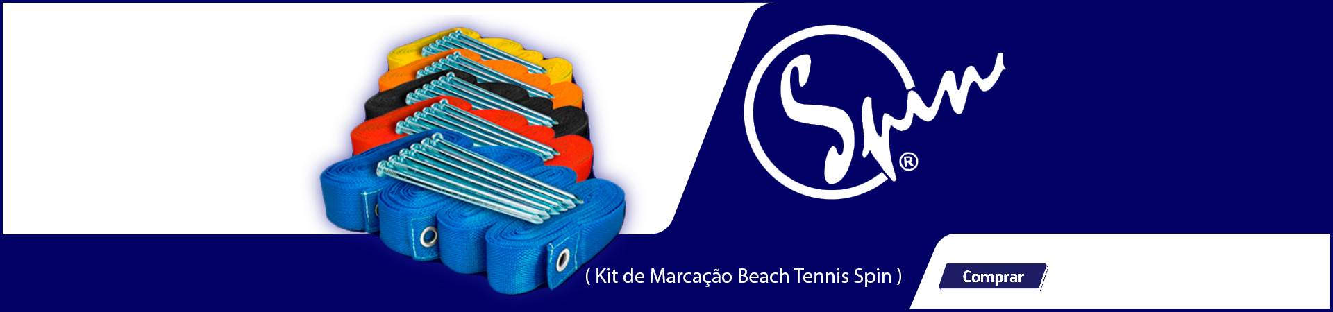 Kit de Marção Beach Tennis