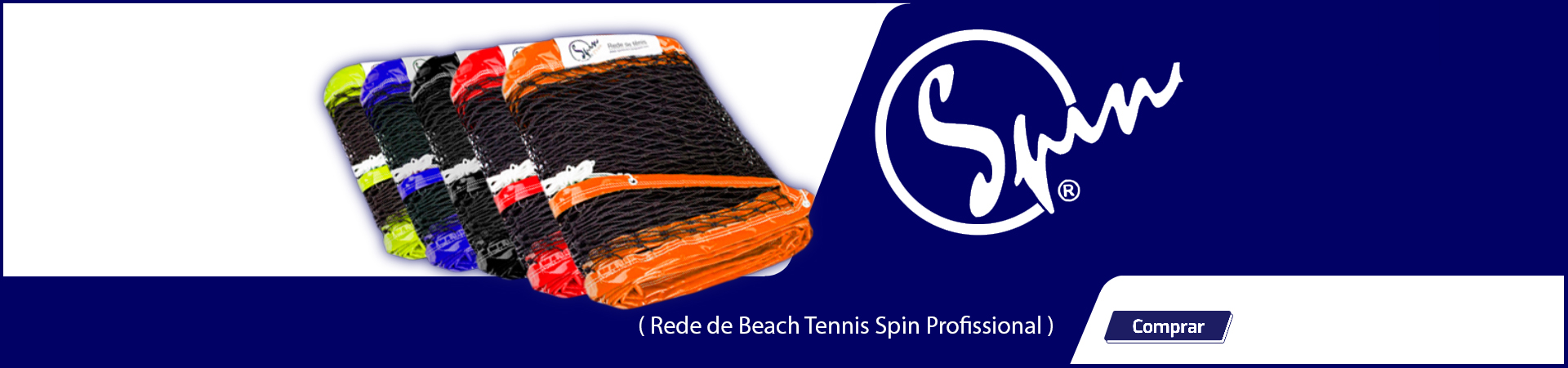 Rede de Beach Tennis